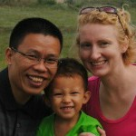 living in china with kids